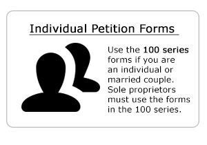 Petition Forms | Central District of California | United